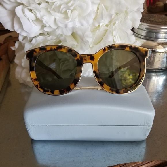 7e4bb20ef1ed Karen Walker Super Spaceship Arrow Sunglasses